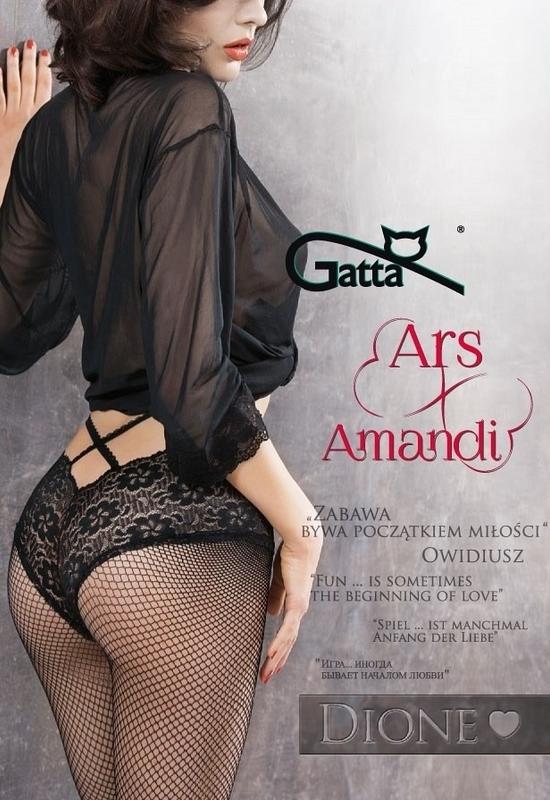 Erotické Punčochy Gatta Ars Amandi Dione