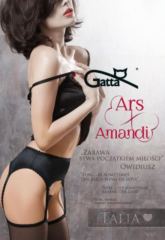 Erotické Punčochy Gatta Ars Amandi Talia