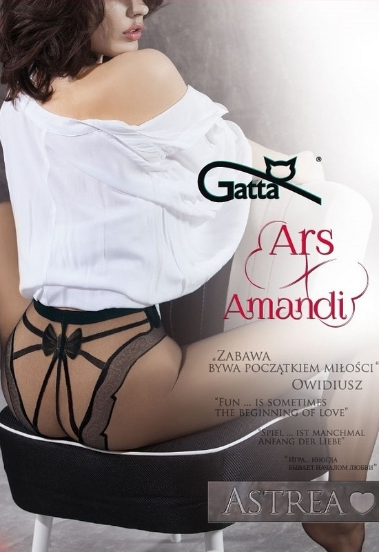 Erotické Punčochy Gatta Ars Amandi Astrea